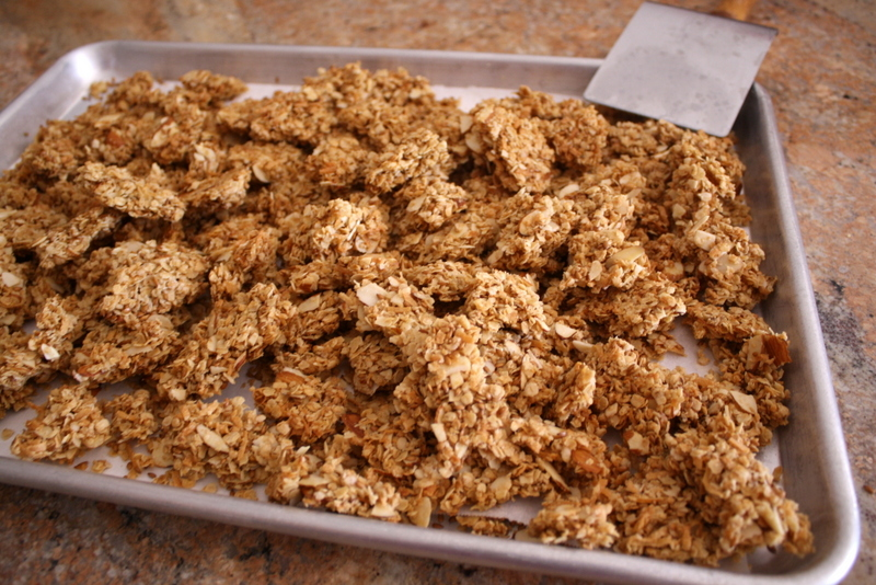 Chunky Granola | Karen in the Kitchen